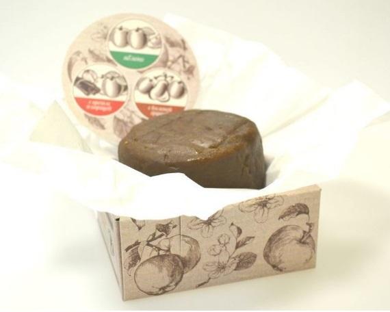 сыр внутри