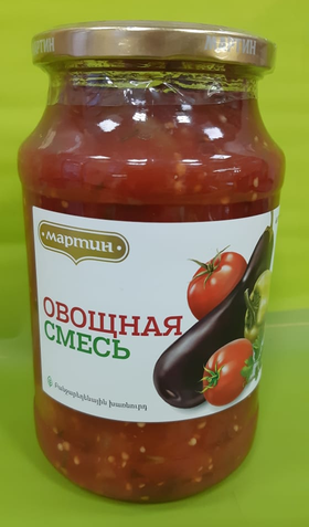 Овощная смесь